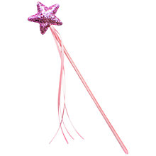Buy John Lewis Girl Glitter Wand, Pink Online at johnlewis.com