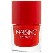 Buy Nails Inc. Gel Effect Nail Polish Online at johnlewis.com