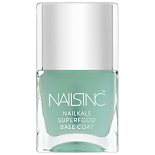 Buy Nails Inc. Nailkale Superfood Base Coat Online at johnlewis.com