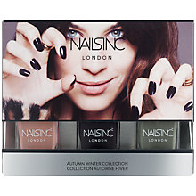 Buy Nails Inc. Autumn Winter Nail Lacquer Collection, 3 x 14ml Online at johnlewis.com