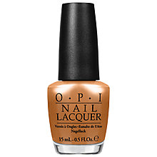 Buy OPI Nails - Nail Lacquer - Nordic Collection, 15ml Online at johnlewis.com