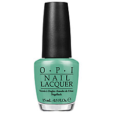 Buy OPI Nails - Nail Lacquer - 2014 Collection, My Dogsled Is A Hybrid Online at johnlewis.com