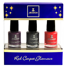 Buy Jessica Red Carpet Glamour Nail Polish Gift Set Online at johnlewis.com