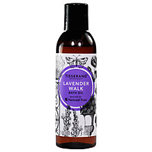 Buy Tisserand Lavender Walk Bath Oil, 100ml Online at johnlewis.com