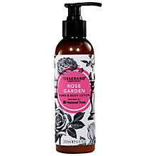 Buy Tisserand Rose Garden Hand & Body Lotion, 195ml Online at johnlewis.com
