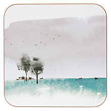 Buy John Lewis Croft Collection Dartmoor Coasters, Set of 6 Online at johnlewis.com