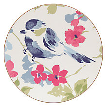 Buy John Lewis Floral Round Coasters, Set of 6 Online at johnlewis.com