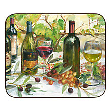 Buy Jason Products Wine Club Coasters, Set of 6 Online at johnlewis.com