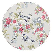 Buy John Lewis Floral Round Placemats, Set of 6 Online at johnlewis.com