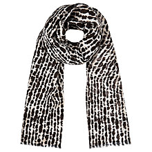 Buy Windsmoor Graphic Drop Scarf, Multi Online at johnlewis.com