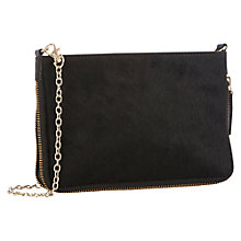 Buy Oasis Cally Cross-body Bag, Black Online at johnlewis.com