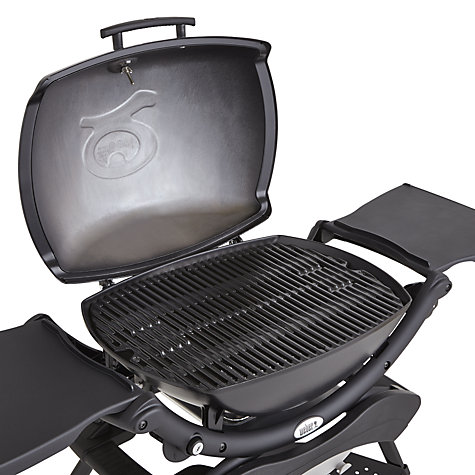buy weber q 2200 bbq with stand john lewis. Black Bedroom Furniture Sets. Home Design Ideas