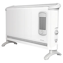 Buy Dimplex 403TSF Convector Heater, White Online at johnlewis.com