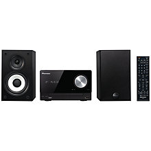 Buy Pioneer X-CM32BTD DAB/FM Bluetooth Micro System Online at johnlewis.com