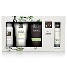 Buy Rituals Time Out Skincare Gift Set Online at johnlewis.com