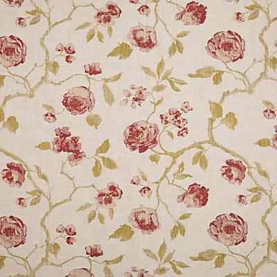 John Lewis Linen Rose Furnishing Fabric