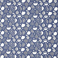 Buy John Lewis Scandi Fruits PVC Tablecloth Fabric Online at johnlewis.com