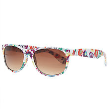 Buy John Lewis D-Frame Archive Print Sunglasses Online at johnlewis.com