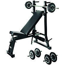 Buy Technogym Pratica 85kg Multi Gym Online at johnlewis.com
