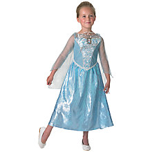 Buy Disney Frozen Elsa Music & Lights Dressing-Up Costume Online at johnlewis.com