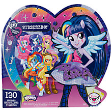 Buy My Little Pony Canterlot High Stickerzine Online at johnlewis.com