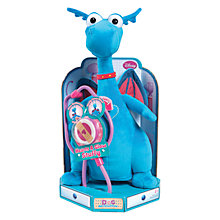 Buy Doc McStuffins Hearts A Glow Stuffy Online at johnlewis.com
