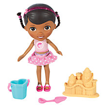 Buy Doc McStuffins Swim Time Doll Online at johnlewis.com