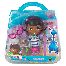 Buy Doc McStuffins Rock Star Doc Doll Online at johnlewis.com