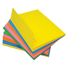 Buy John Lewis A6 Card & Envelopes, Pack of 25, Multi Online at johnlewis.com