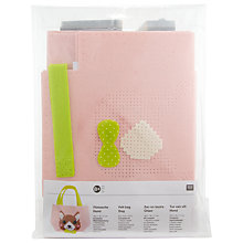 Buy Rico Dog Felt Bag Kit Online at johnlewis.com