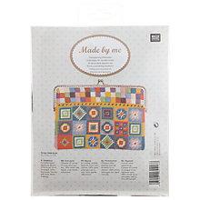 Buy Rico Tapestry Coin Purse Kit, Multi Online at johnlewis.com