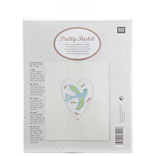 Buy Rico Bird Picture Embroidery Kit Online at johnlewis.com
