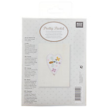 Buy Rico Bee Picture Embroidery Kit Online at johnlewis.com