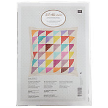 Buy Rico Triangle Cushion Kit, Multi Online at johnlewis.com