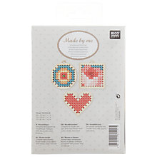 Buy Rico Wooden Pendant Kit, Pack of 3, Multi Online at johnlewis.com