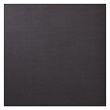 Buy Designers Guild Brera Semi Plain Fabric, Espresso, Price Band F Online at johnlewis.com
