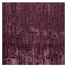 Buy Harlequin Leonida Woven Velvet, Perla Plum, Price Band H Online at johnlewis.com