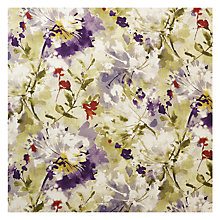 Buy Sanderson Simi Woven Print Fabric, Amythyst, Price Band F Online at johnlewis.com