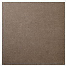 Buy Designers Guild Brera Semi Plain Fabric, Cocoa, Price Band F Online at johnlewis.com