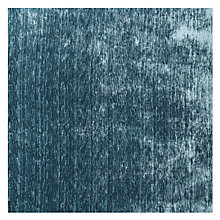 Buy Sanderson Icaria Cut Pile Velvet Fabric, Turquoise, Price Band G Online at johnlewis.com