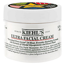 Buy Kiehl's Craig & Karl Ultra Facial Cream, 50ml Online at johnlewis.com