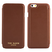 Buy Ted Baker Hex Folio Case for iPhone 6 Online at johnlewis.com