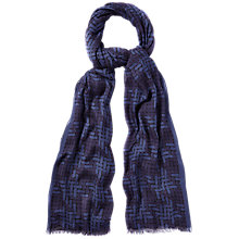 Buy Jaeger Woven Basket Scarf Online at johnlewis.com