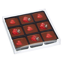 Buy Cocoabean Company Love Bug Chocolate Box, 90g Online at johnlewis.com