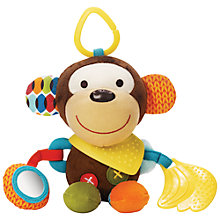 Buy Skip Hop Bandana Buddies Monkey, Multi Online at johnlewis.com