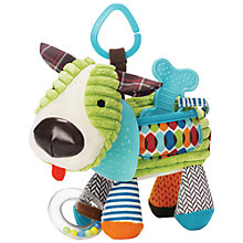Buy Skip Hop Bandana Buddies Puppy, Multi Online at johnlewis.com