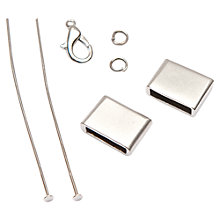 Buy Rico Grossgrain Ribbon Jewellery Making Accessories Kit Online at johnlewis.com