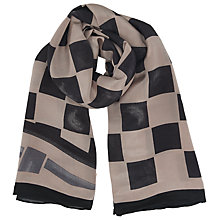 Buy Becksondergaard Alaine Silk Scarf, Multi Online at johnlewis.com