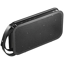 Buy B&O PLAY by Bang & Olufsen Beoplay A2 Portable Bluetooth Speaker Online at johnlewis.com