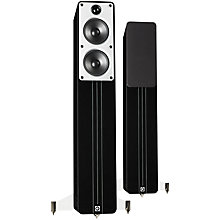 Buy Q Acoustics Concept 40 Floor Standing Speakers Online at johnlewis.com